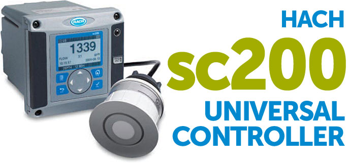 Hach SC200 Universal Controller
